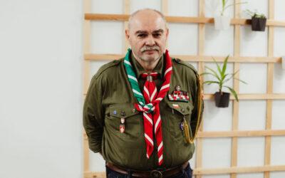 Nowy Naczelnik ZHP oraz Główna Kwatera ZHP